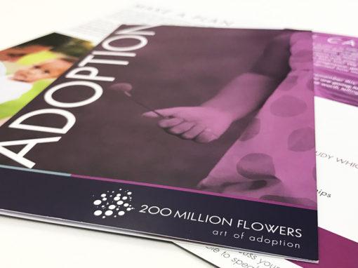 200 Million Flowers