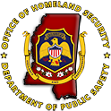 MS Office of Homeland Security Logo