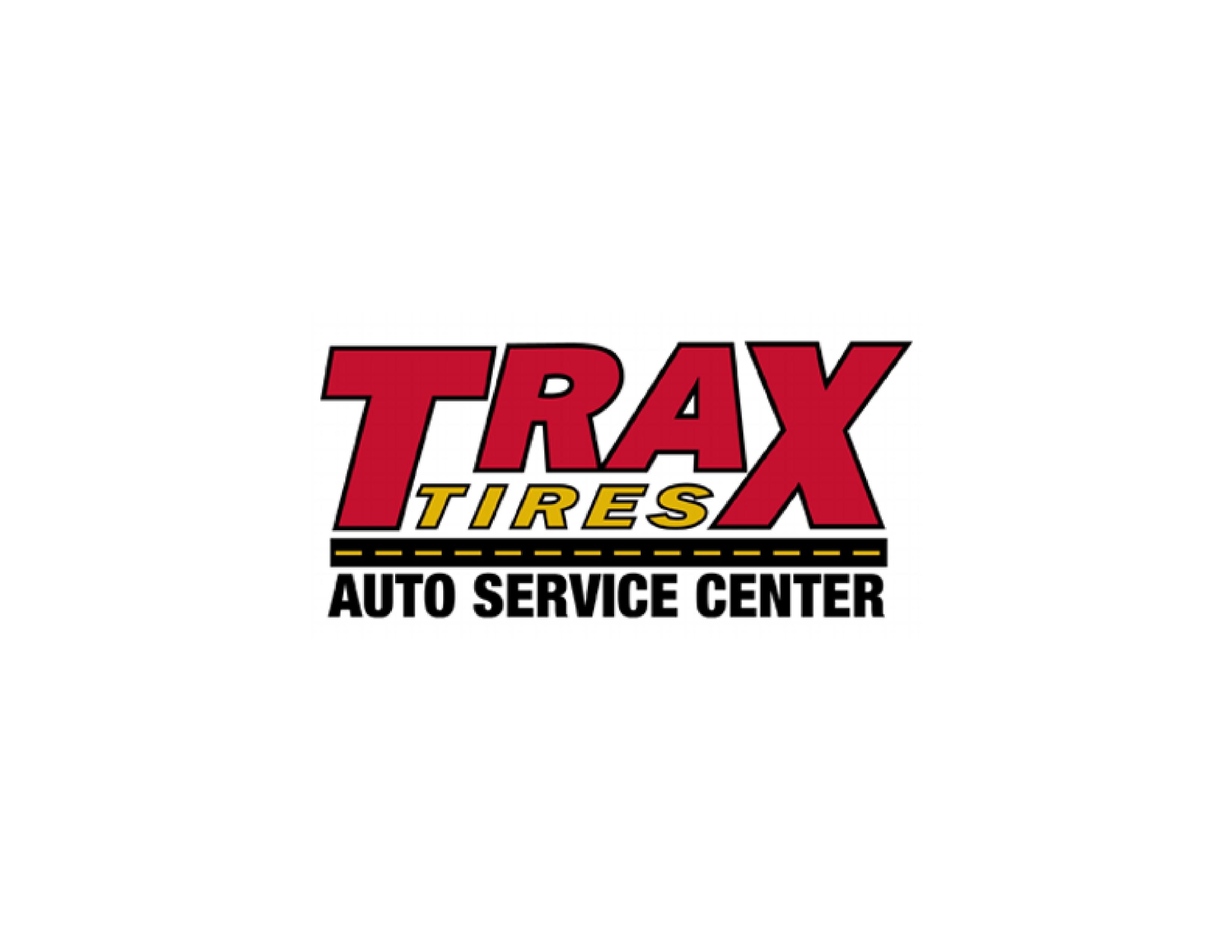 Trax Tires Logo