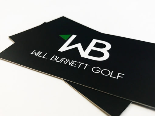 Will Burnett Golf