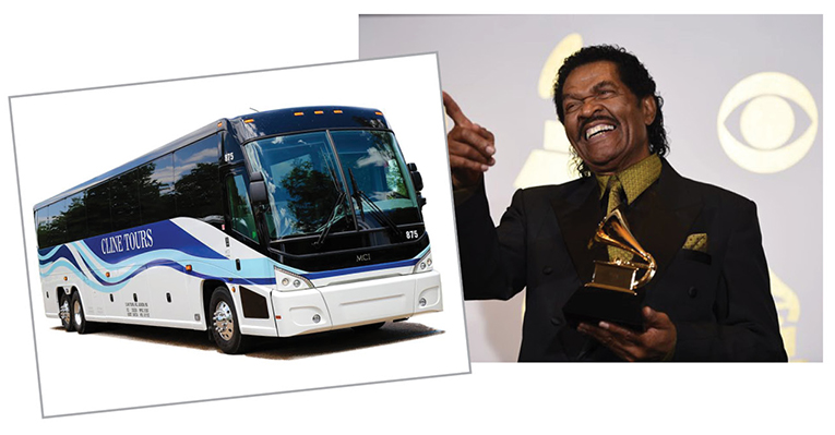 Grammy Winner & Blues Legend Bobby Rush