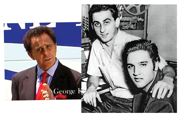 Elvis' Best Friend & Radio Host George Klein